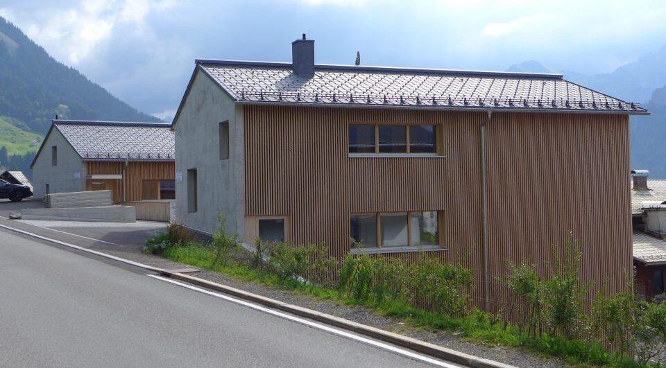 Vereinehaus Fontanella